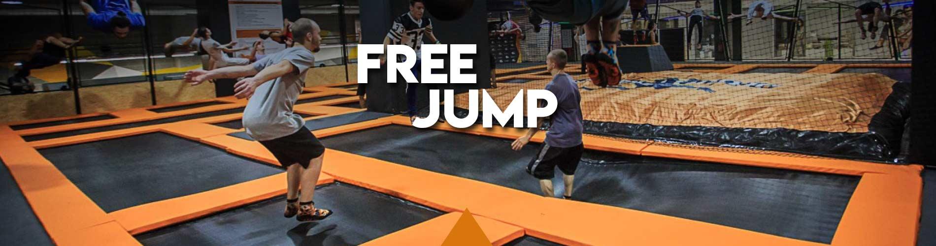 free jump urban planet jump