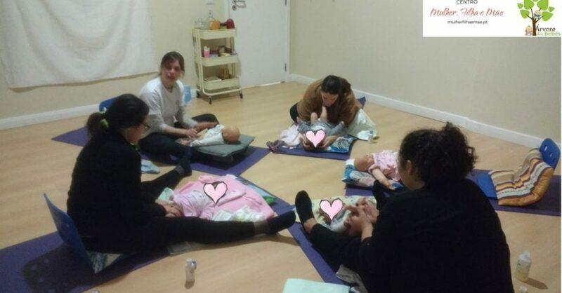 Massagem para Bebés (0-8 meses) – 2ª Edição