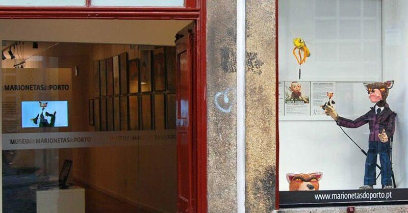 Visite o Museu das Marionetas do Porto em casa!