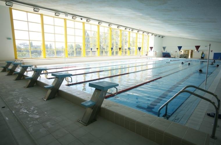 piscina municipal de matosinhos