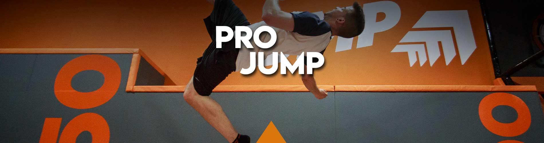 pro jump urban planet jump