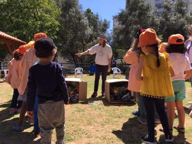 quinta pedagógica dos olivais programa escolar