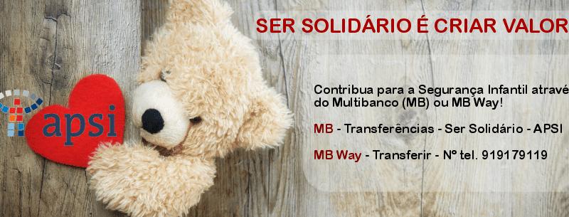 ser solidário é criar valor