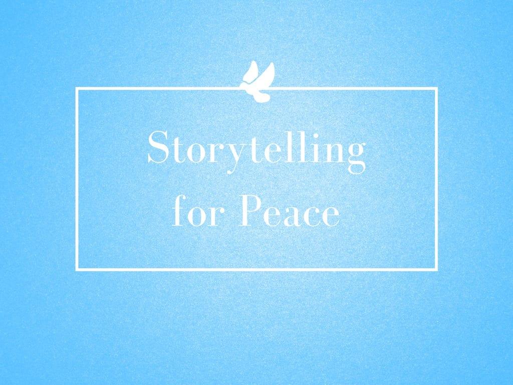 Storytelling for Peace – Histórias pela Paz