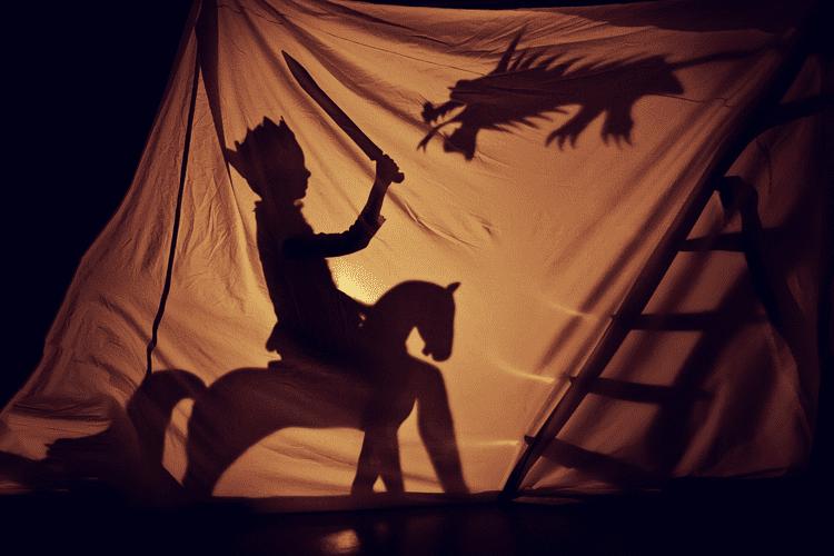 Aula aberta de Teatro – crianças e jovens