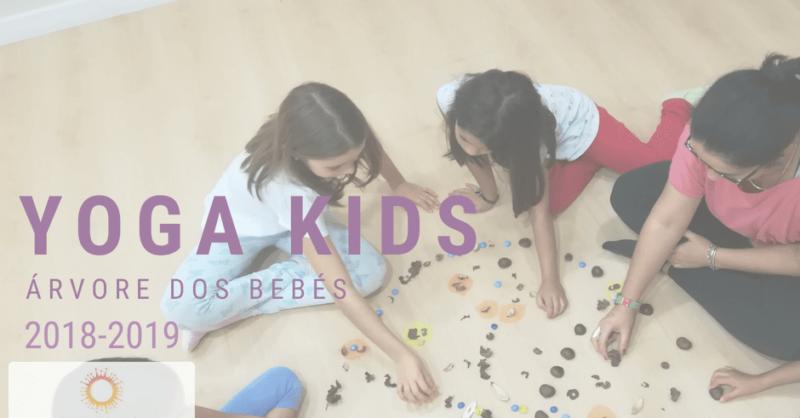 Yoga Kids – Atividades para Crianças dos 3 aos 12 anos
