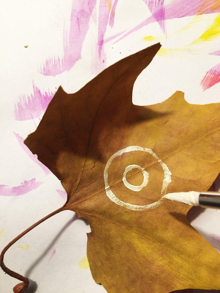 pintar o outono 4