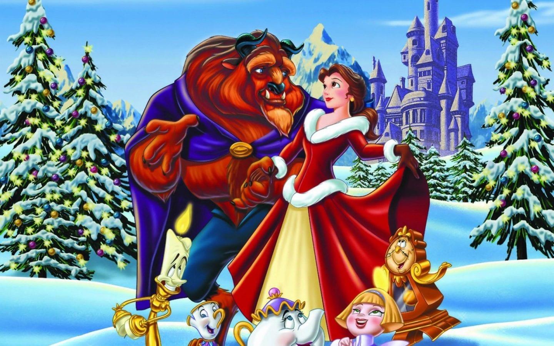 A Bela e o Monstro - O Natal Encantado