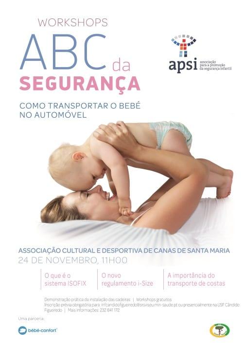Workshop ABC da Segurança – Tondela