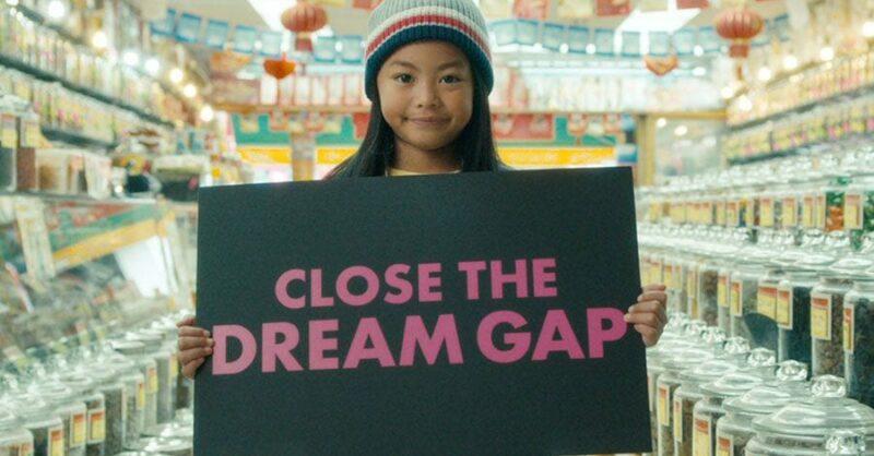 Dream Gap Project: as meninas podem ser o que quiserem