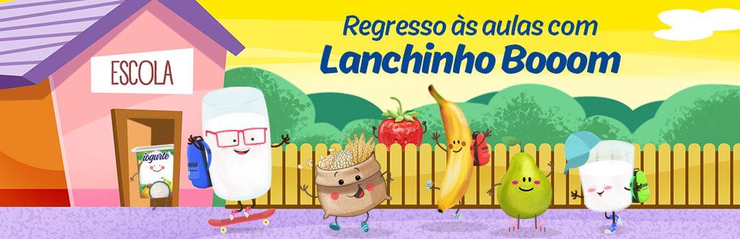 lanchinho booom 2021/2022