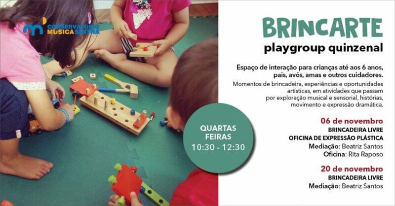 Playgroup – BrincArte