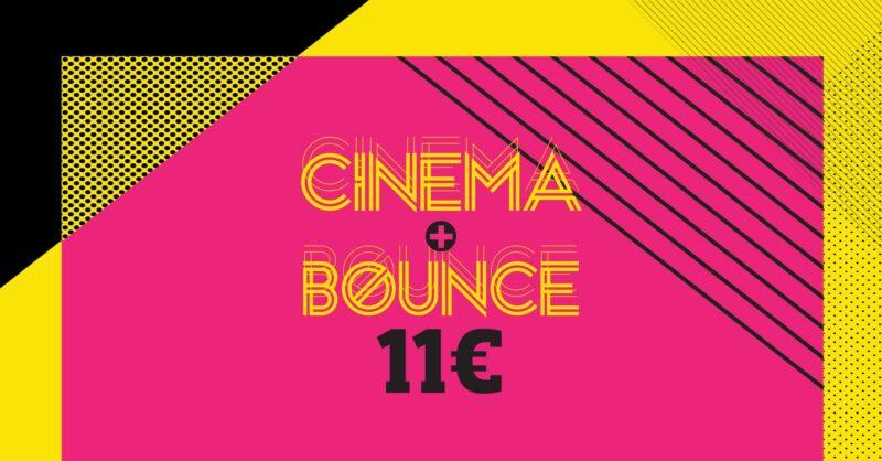 Cinema + Bounce no Alegro Alfragide
