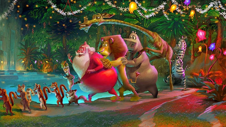 Feliz Natal Madagáscar