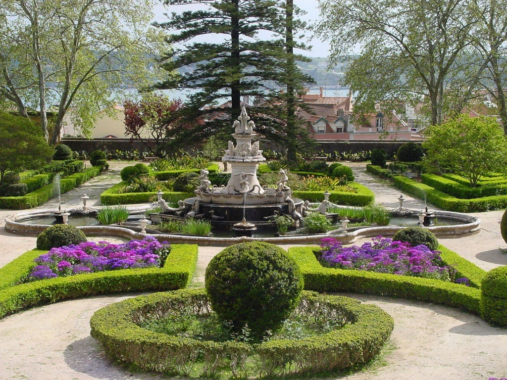 Jardim Botanico da Ajuda