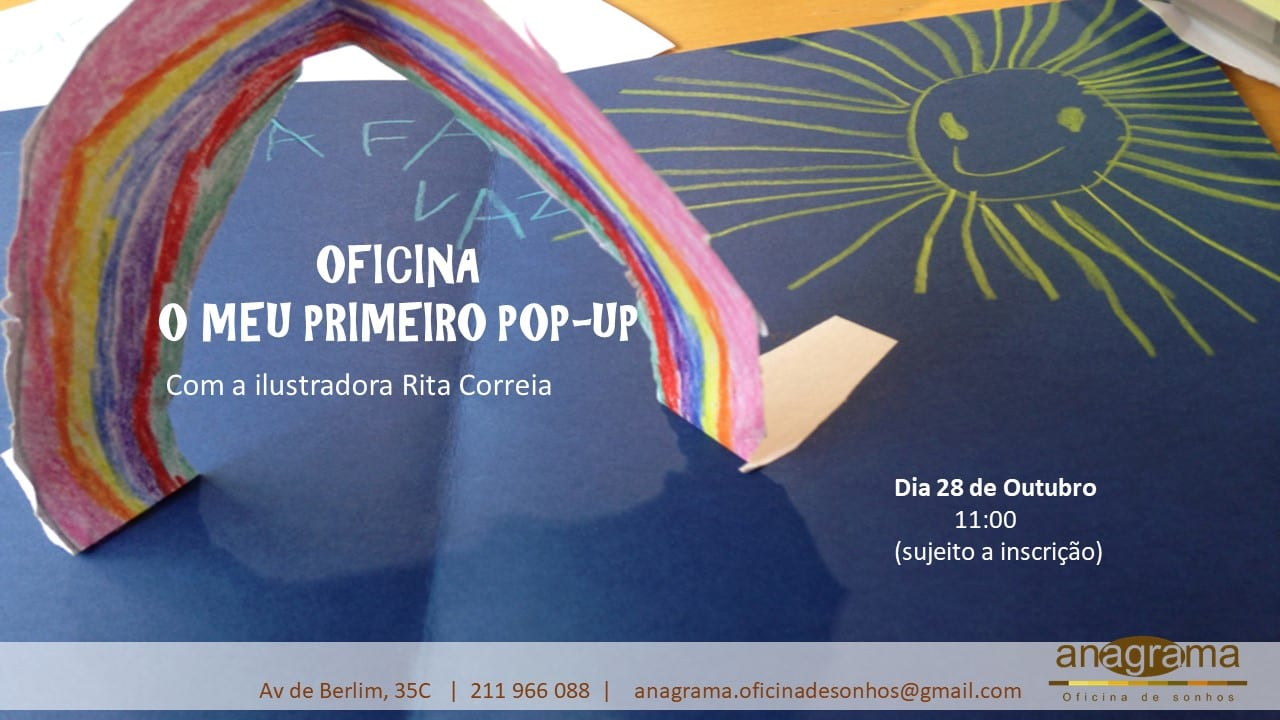 O meu primeiro Pop-Up