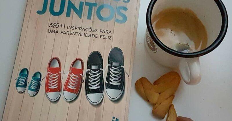 Crescemos Juntos: 365+1 inspirações para uma parentalidade feliz