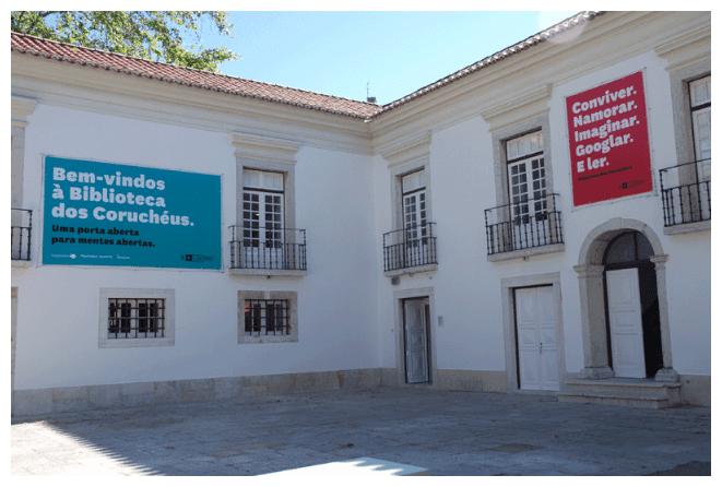 Biblioteca dos Coruchéus