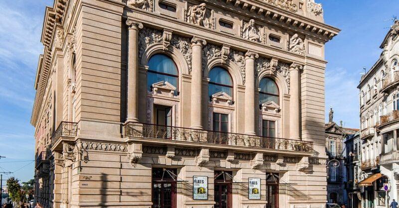 Teatro Nacional São João ©João Tuna