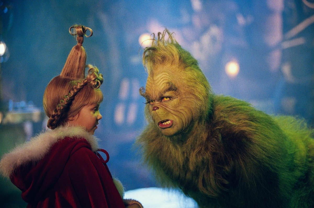 The Grinch Stole Christmas