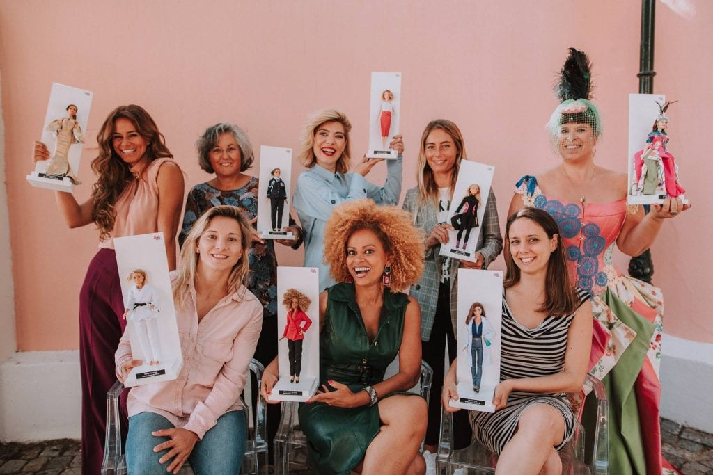 barbie awards 2018 - dia internacional da rapariga