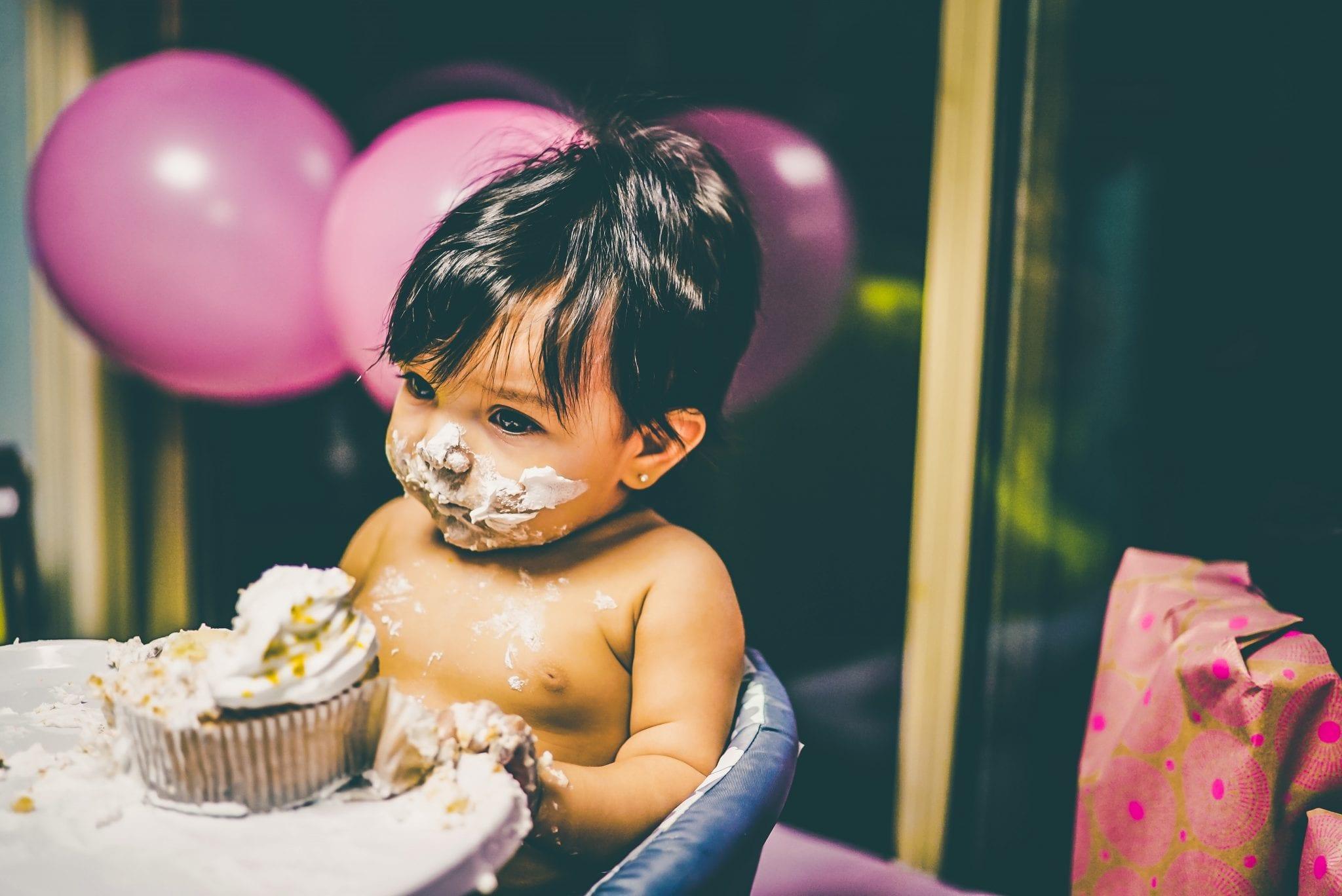 festa de aniversário um ano