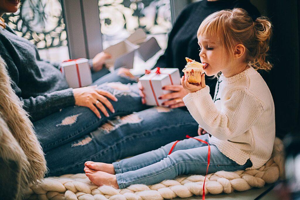 crianças tristes comem demais 2