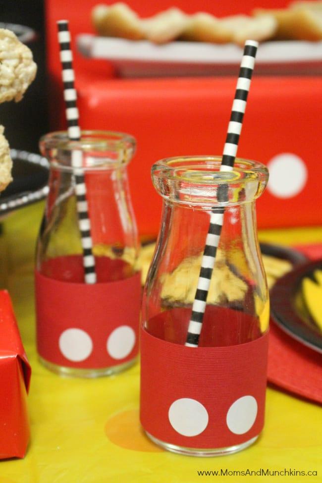 festa do mickey - decoração