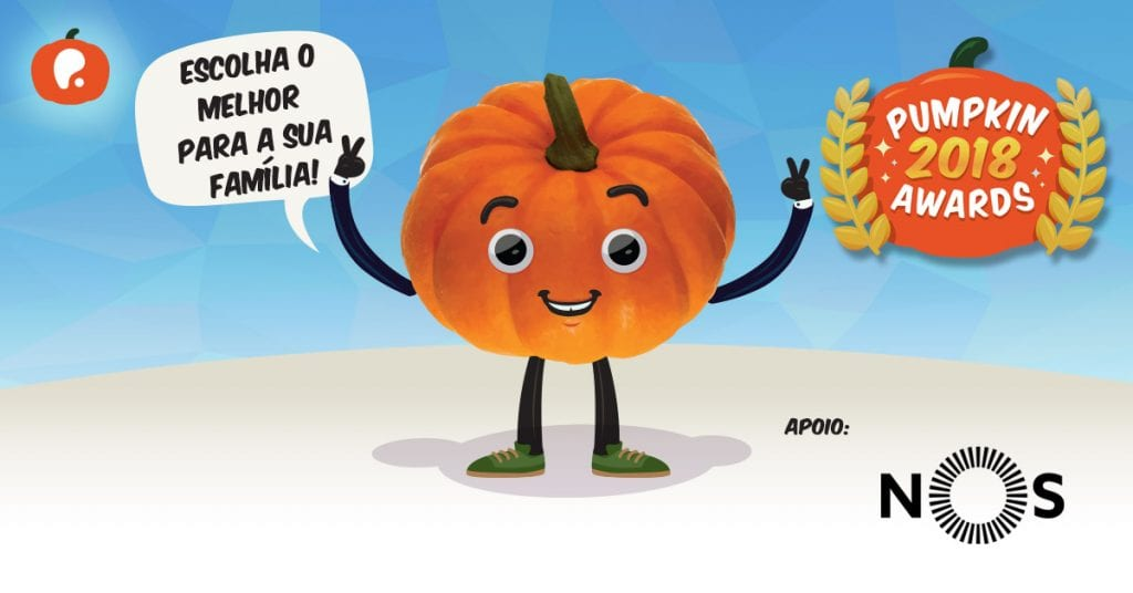 Nomeação para os Pumpkin Awards 2018