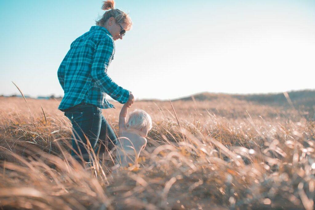 recuperação pós-parto cesariana - (Unsplash)