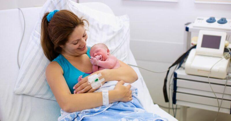 Recuperação pós-parto de uma cesariana: 9 dicas para acelerar o processo!