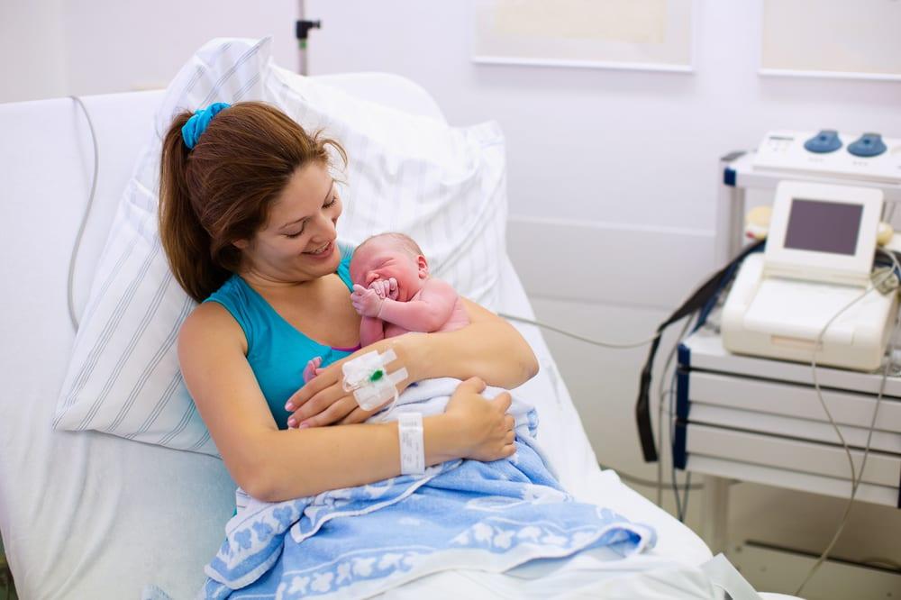 recuperação pós-parto cesariana