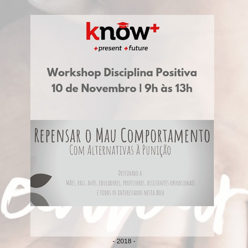 Workshop Disciplina Positiva