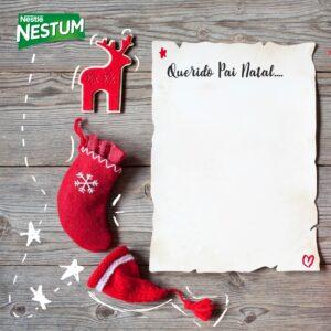 carta pai natal nestum