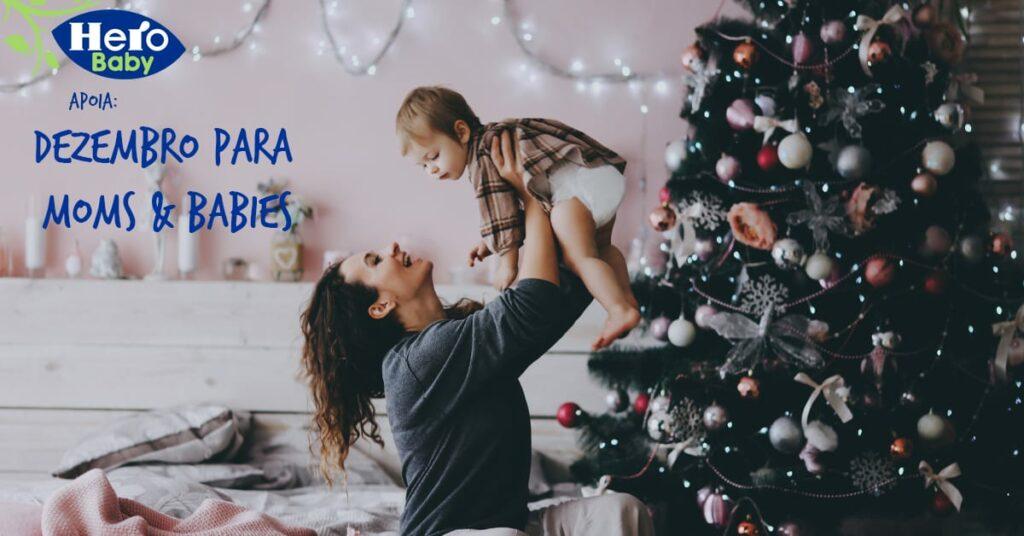 Sugestões de Dezembro para Bebés e Barriguinhas