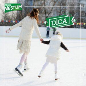 pistas de gelo nestum