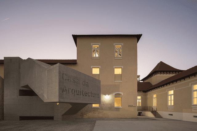 Casa da Arquitectura no Porto