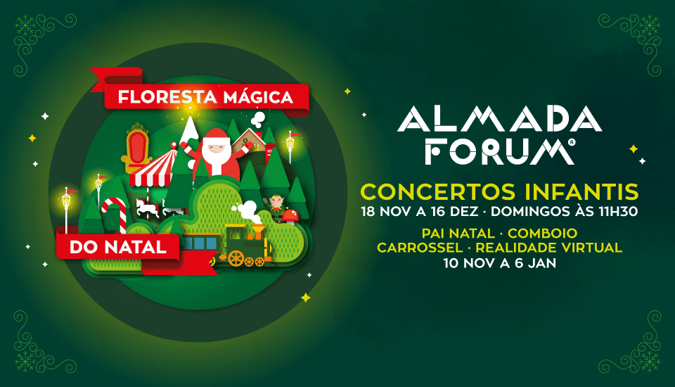 Concertos Infantis Almada Fórum