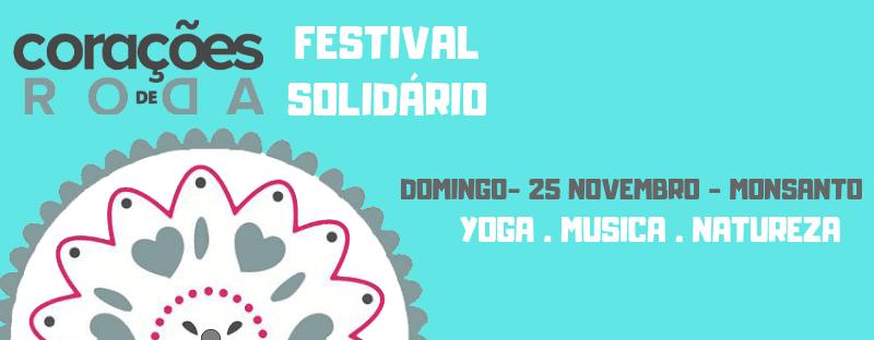 Corações de Roda – Festival Solidário
