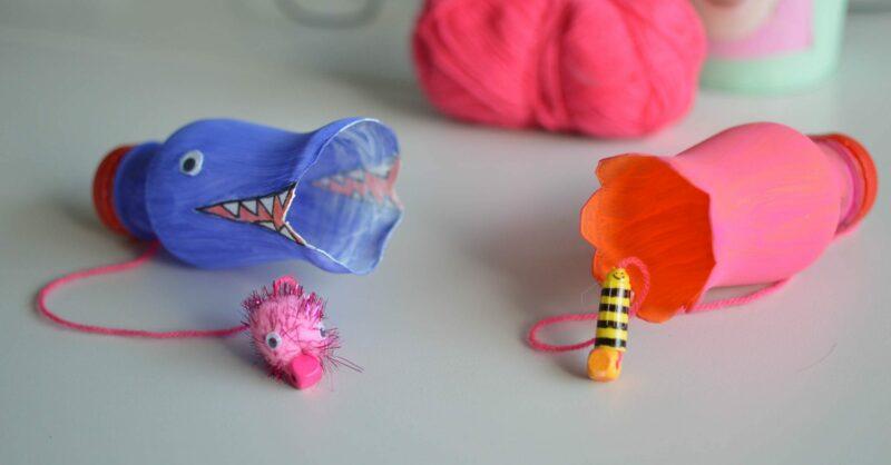 Brinquedos reciclados: veja como fazer!