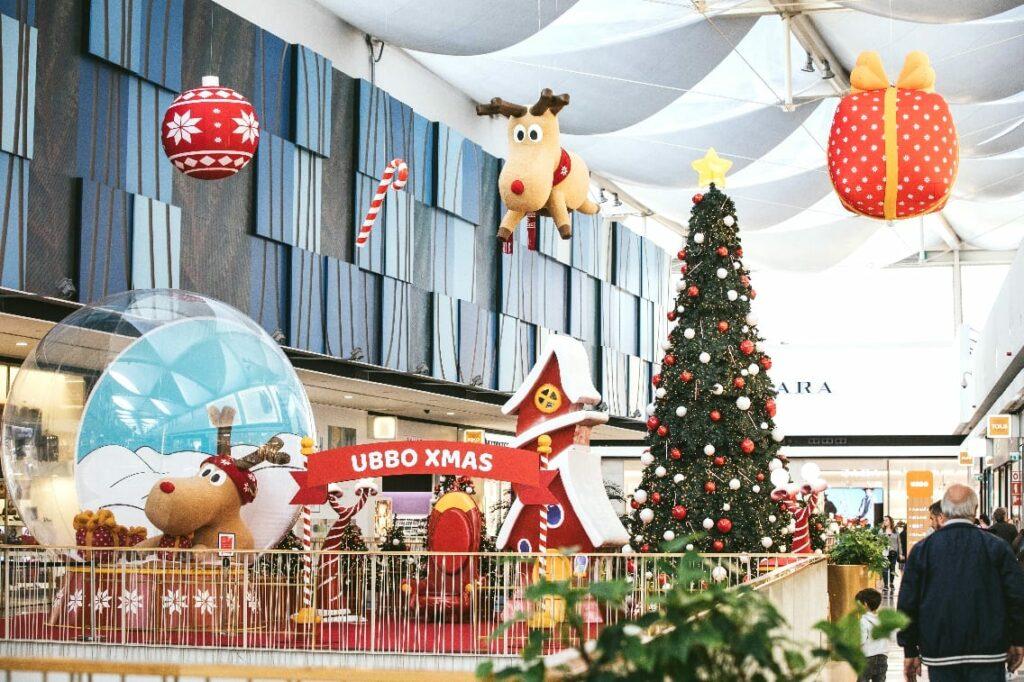 Decoração UBBO Natal