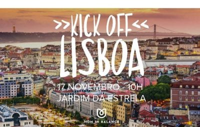 Kick off Mom in Balance Lisboa - free trial training