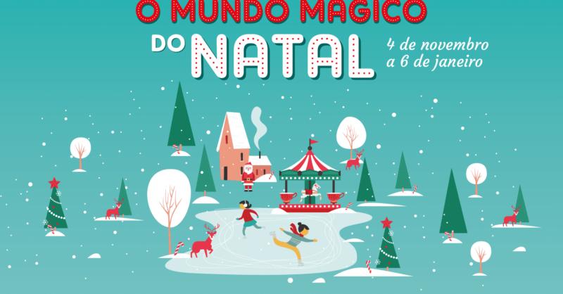 Natal MAR Shopping Matosinhos