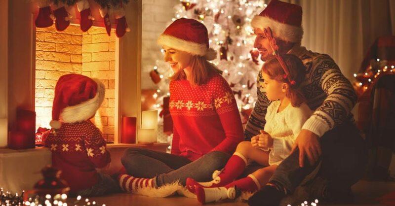 Natal em família: atividades para fazer com os miúdos nesta quadra