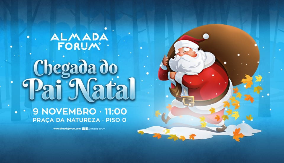 Natal no Almada Forum