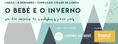 O Bebé e o Inverno - Centro do Bebé Workshops
