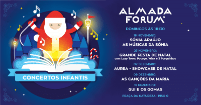 Natal do Almada Fórum