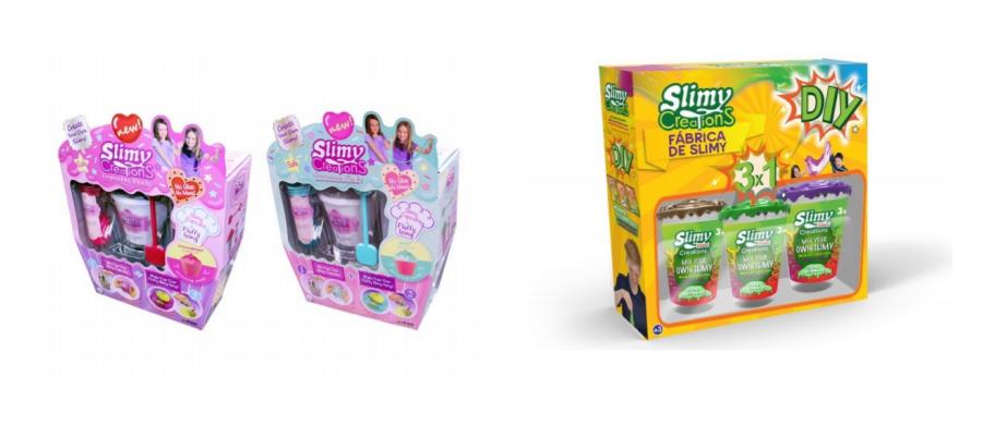 Slimy - Slimy Creations