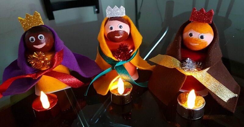 Celebração do Dia de Reis