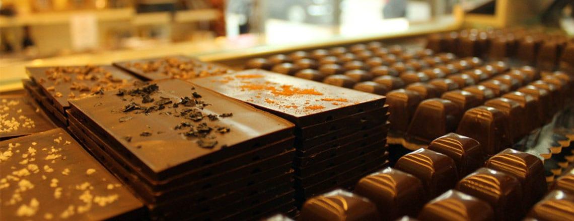 Visite o Museu da Fábrica de Chocolate